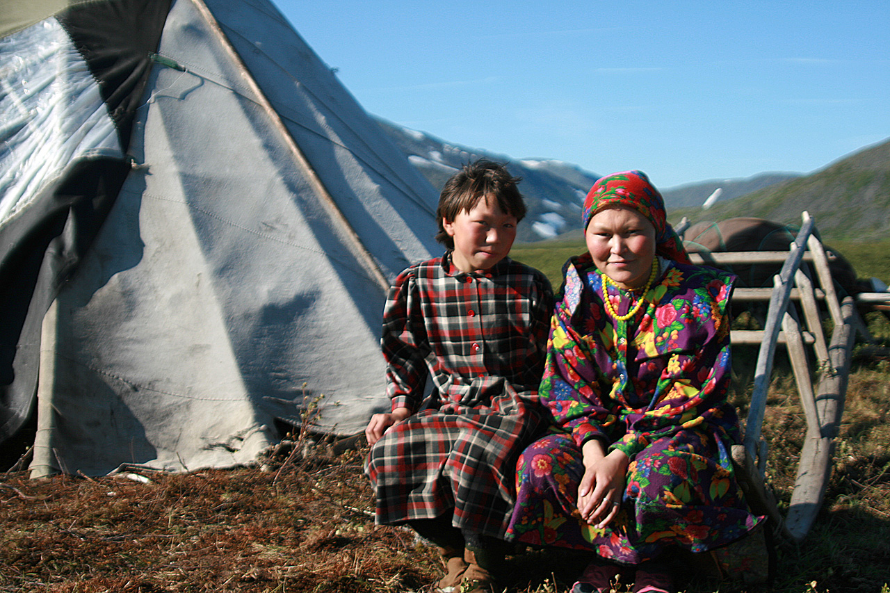 Nenets, Nganasan, and Selkup people - AnthroScape